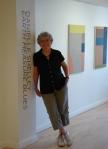 Danielle at David Richard Contemporary, May 2012