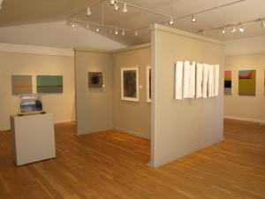 ViVO exhibit with my work